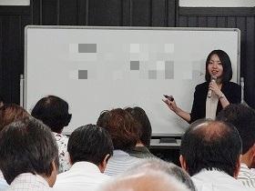 8月6日(木)シニア起業セミナー